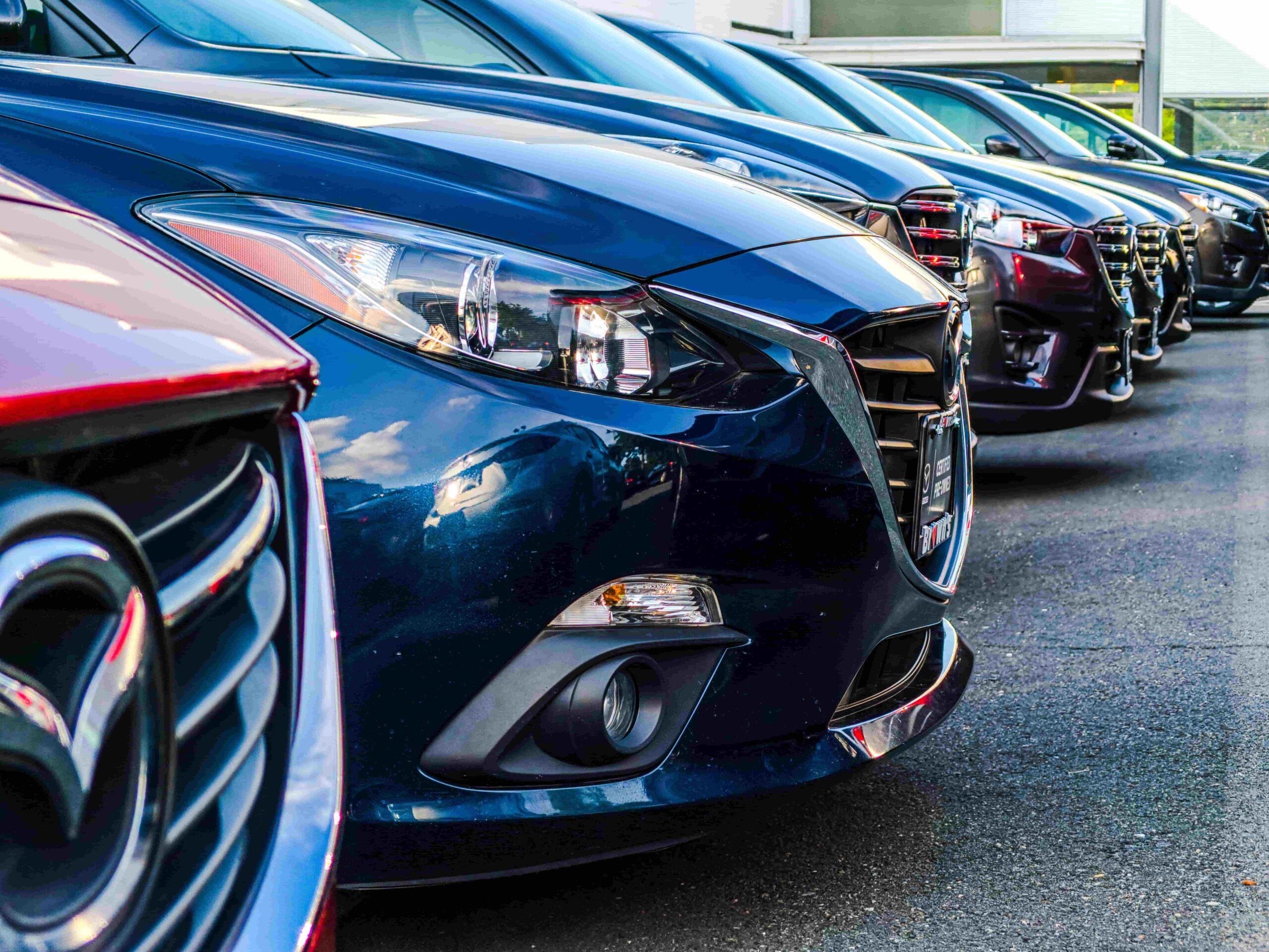 自動車登録、車庫証明